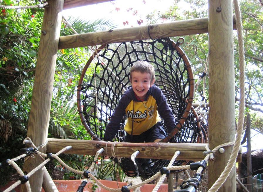 парк джунглей с детьми на тенерифе