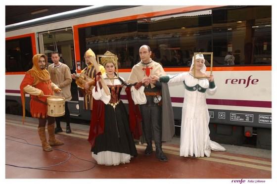 средневековый_поезд_испания_новая_туристическая_система