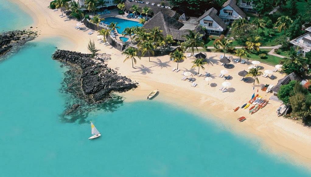 Лучшие пляжи Маврикия.