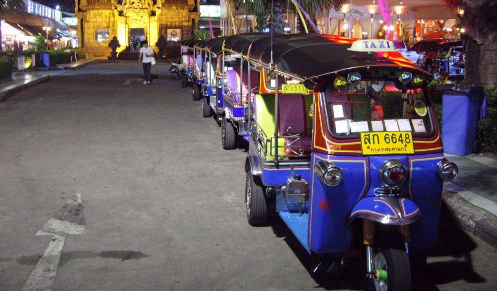 transport v tailande