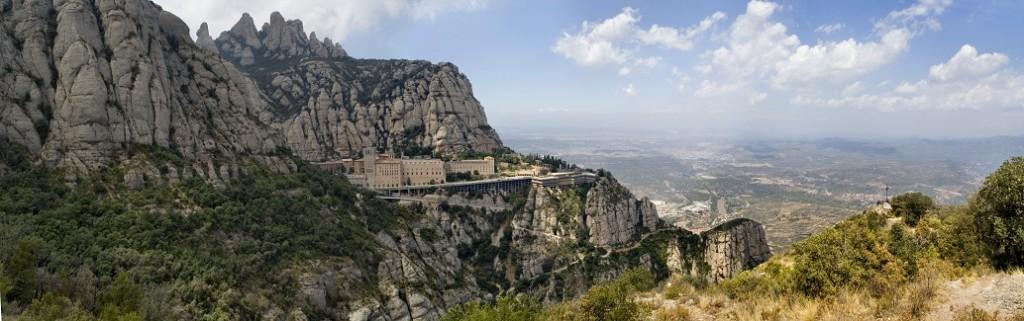 1 Испания,_Монтсеррат_(панорама)