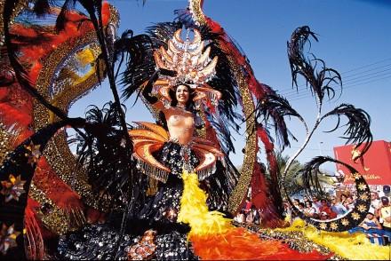 Карнавал на Тенерифе 2016