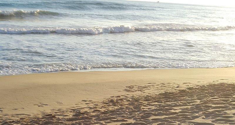 калафель песчаные золотые пляжи