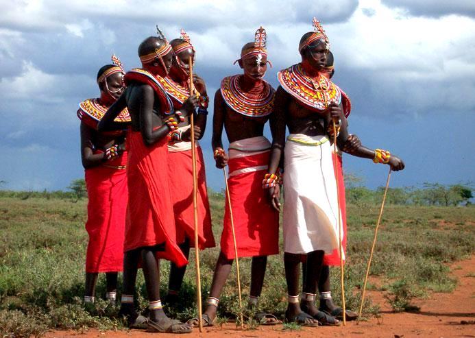 традиции танзании