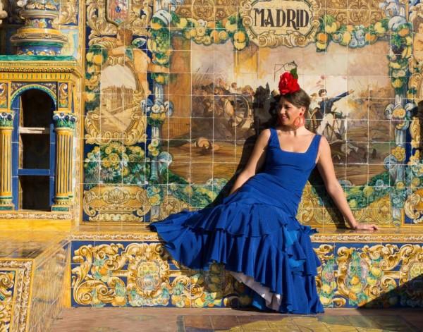 Spain blau