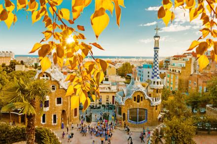 Испания в сентябре