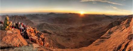 гора-моисея египет