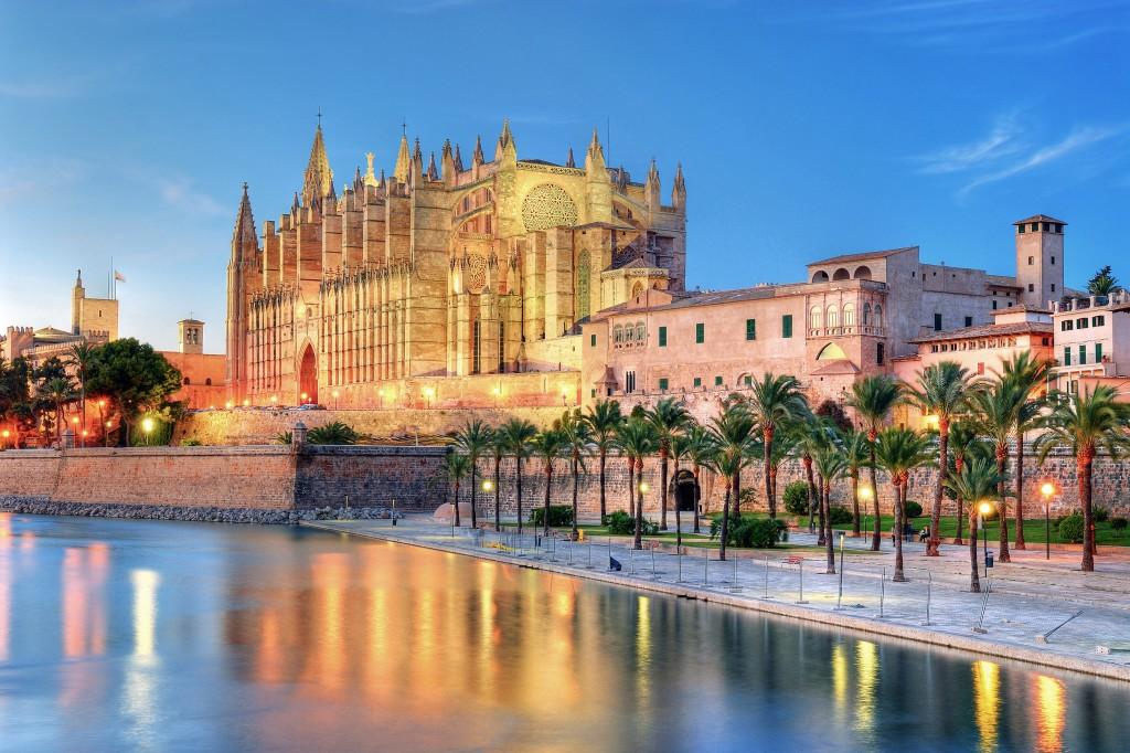 catedral Majorca